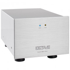 Octave SUPER BLACK BOX silver