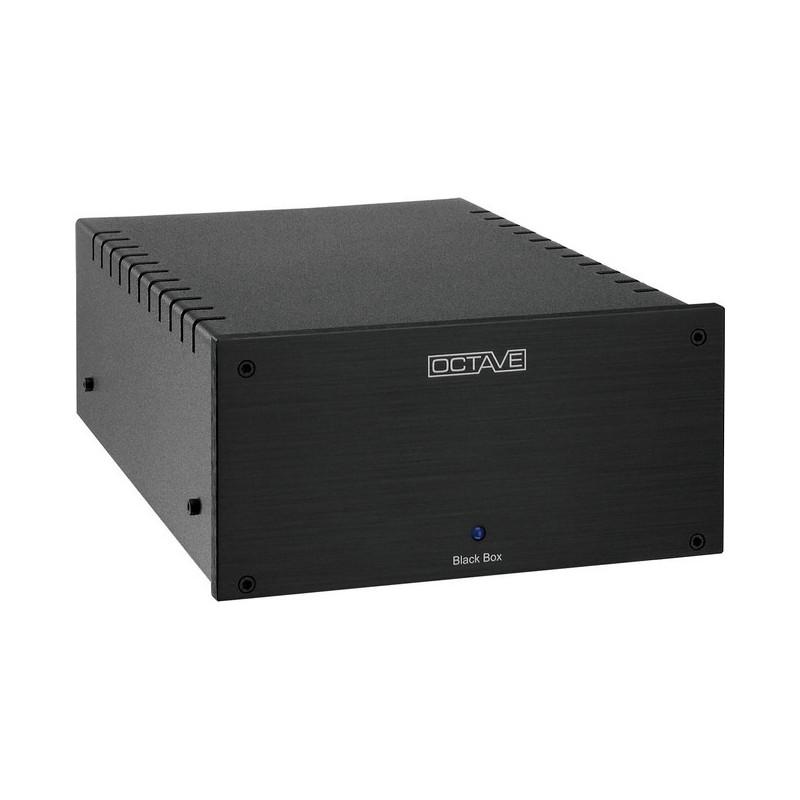 Octave BLACK BOX noir