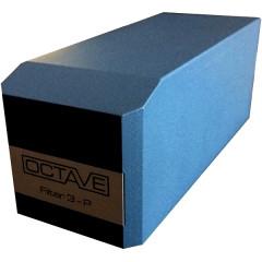 Octave Filter 3-P profil