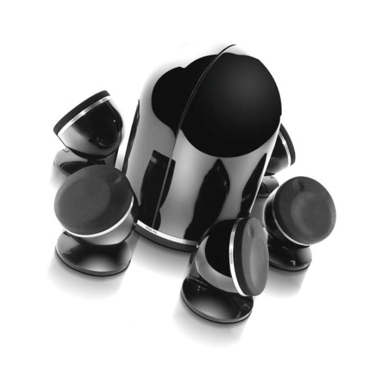 Focal Dôme 5.1 noir
