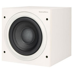 B&W ASW608 blanc mat