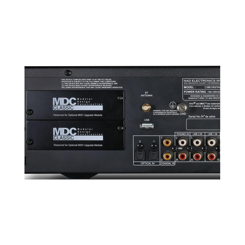 Nad C388 Amplis intégrés - Nad-C388