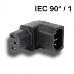 Audioquest ADAPTATOR IEC 90° / 1